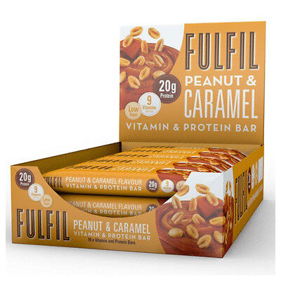 Fulfil Protein Bars 15 x 55g