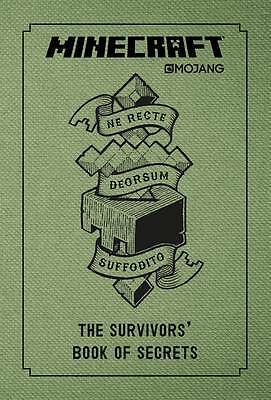 Minecraft: The Survivors' Book of Secrets: An Of, Mojang AB, New