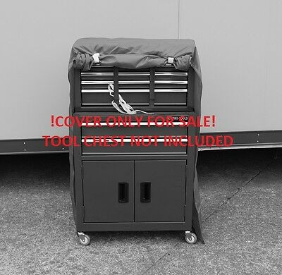 Us Pro Tools Tool Chest Box Economy Cabinet 62W X 33D X 108H Cm Protective Cover
