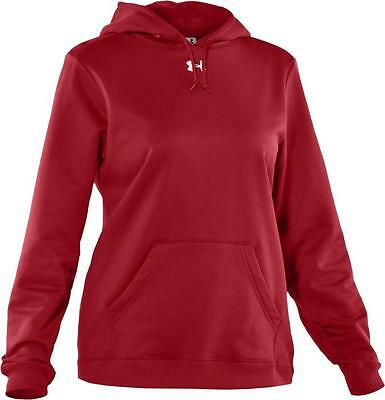 Under Armour  Fleece Hoodie - Women's - Red - X-Small UA5774-RD-XS