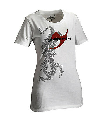 Ju-Sports Dark-Line T-Shirt Ryuu weiß Lady