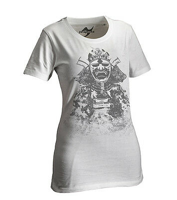 Ju-Sports Dark-Line T-Shirt Kabuto weiß Lady
