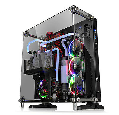 T283626 Case Midi Thermaltake Core P5 Tg Retail Black