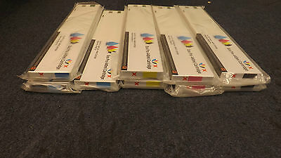 Eco Pro 440ml Ink Cartridges Eco Solvent Inks Eco Sol Max Roland Compatible