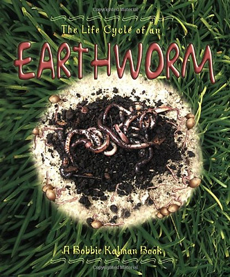 The Life Cycle of an Earthworm (Life Cycle) - Paperback NEW Kalman, Bobbie 2004-