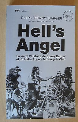 Livre Hell's Angel Ralph Sonny Barger Flammarion 2004 moto Motorcycle club !