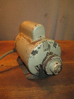 GE 3/4 HP 1725 RPM 115 / 230 Volt Electric Motor /    AR 425