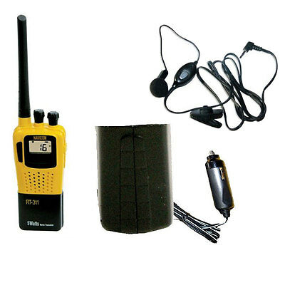 VHF portable PACK RT311
