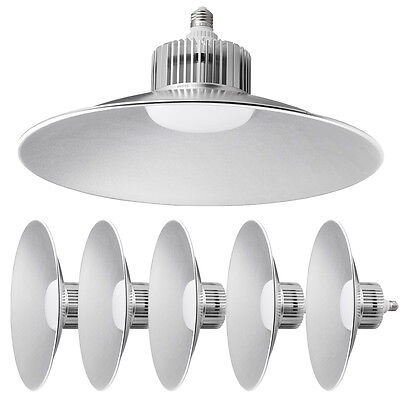 6x LED High Bay Light 100W Industrial Commercial Lighting Lights Lamps Day White