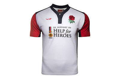 VX-3 Help for Heroes England 2016/17 S/S Rugby Shirt
