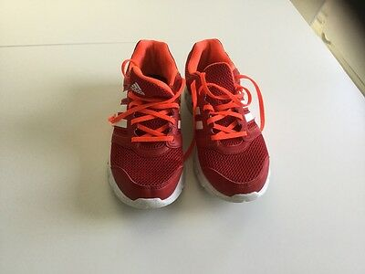 """Chaussures """"ADIDAS"""" 44 rouge impec"""
