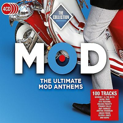 Mod: The Collection 4 Cd Various Artists