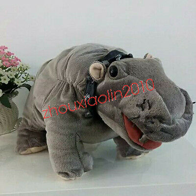 NEW Original NCIS Bert the Farting Hippo Plush Toys New in Sealed Bag Dolls Gift