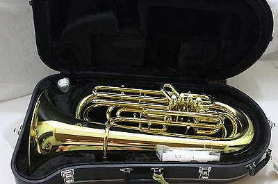 Jupiter Model JTU-1010 4 Valve 7/8 Size BBb Tuba DEMO MODEL GORGEOUS QuinnTheEsk