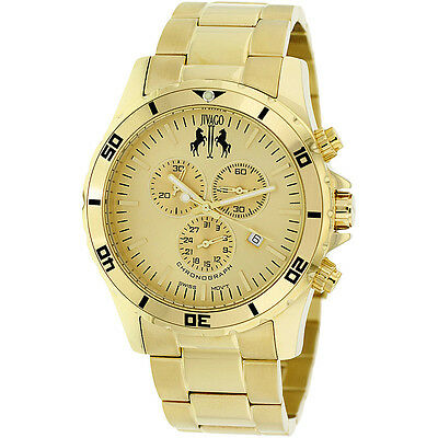 Jivago Watches Men's Ultimate Watch - Gold