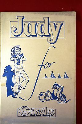 Judy for Girls Annual 1963  No Dust Jacket
