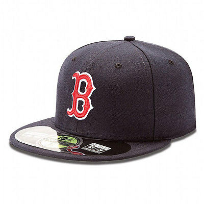 Boston Red Sox 59FIFTY MLB New Era Fitted Cap 6 7/8