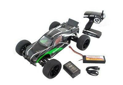 Monstertronic Blaster 1:10 Brushless Truggy 4WD  RTR+LiPo/Lader bis 70km/h - 808