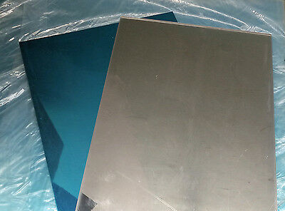 3mm Two Way Mirror /See Thru Acrylic Sheet Perspex Plastic Panel A2(594 x 420mm)