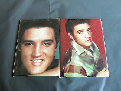 2 elvis Presley  FRIDGE MAGNETS