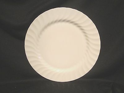 Wedgwood - Candlelight White - Dinner Plate