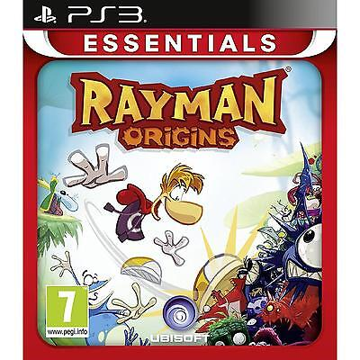 PS3 Rayman Origins Essentials EU Multilingua Italiano Incluso [ Playstation 3 ]