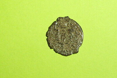 Biblical Coin HEROD I 37-4 BC bible greek old antique anchor treasure jesus good