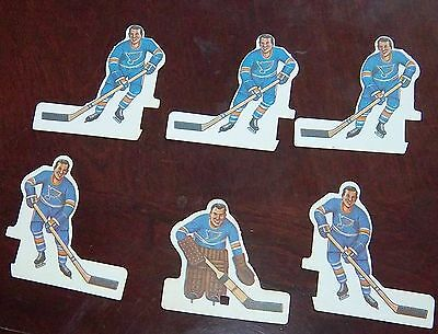 Coleco Banana Blade  St. Louis Blues 1971 Team  top hockey games