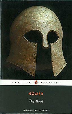 The Iliad (Penguin Classics) by Homer | Paperback Book | 9780140445923 | NEW