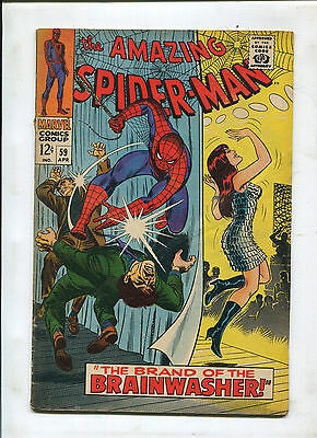 The Amazing Spider-Man #59 (6.5) 1St Appearance Of The Brainwasher