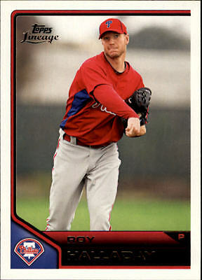 2011 Topps Lineage Baseball Base Singles #121-200 (Pick Your Cards)