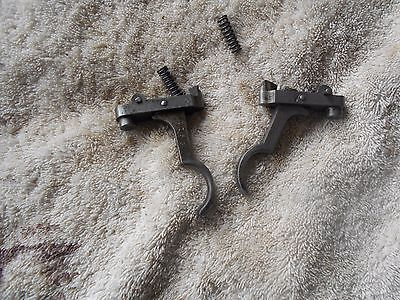 mexican model 1910 mauser rifle parts complete trigger w spring & rollpin