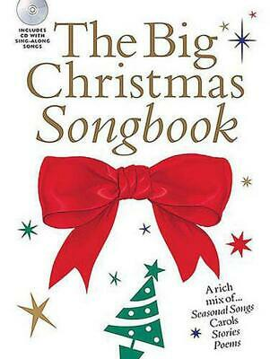 The Big Christmas Songbook [With CD (Audio)] by Music Sales Corporation (English