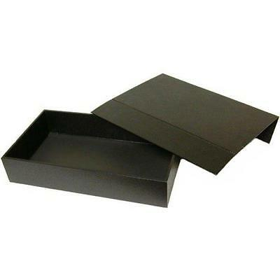 Black Display Tray Case With Magnetic Lid