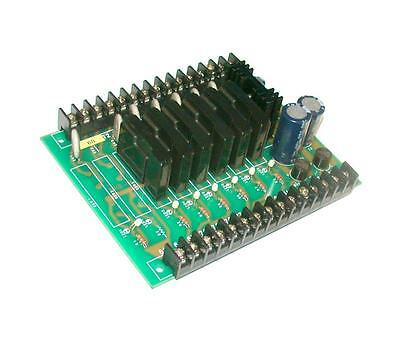 Mori Seiki  Prc -1  Mv-Jr   Relay Control Circuit Board