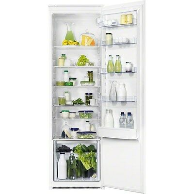 Zanussi ZBA32050SA Built in Integrated A+ Rated Tall Larder Fridge Refrigerator