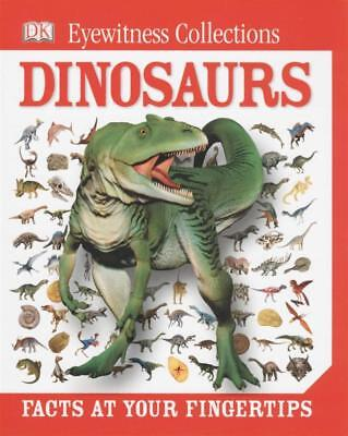 NEW Dinosaurs By DK Books Hardcover Free Shipping