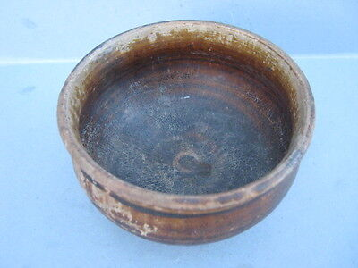 Chinese Antique Song / Yuan Dynasty Pottery Rice Bowl 960=1368