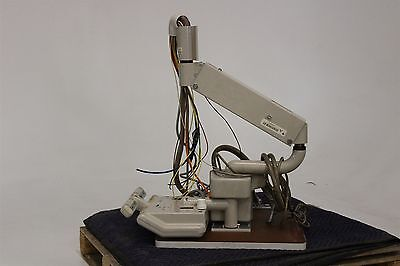 Adec Cascade 3171 Dental Delivery System w/ 3 Handpiece Hose Connections