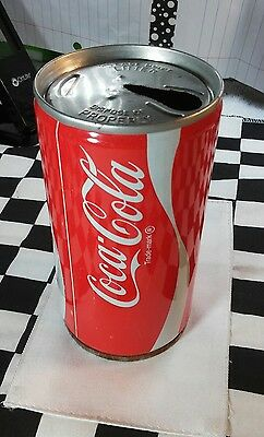 Vintage Wave Coca-Cola Coke Pull Tab Can In Great Condition Salt Lake City, Utah