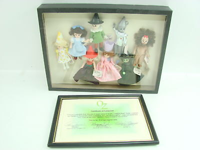 Madame Alexander Dolls Company Autographed Wizard of Oz Happy Meal Complete Set