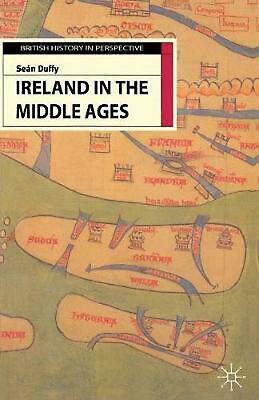 Ireland in the Middle Ages by Sean Duffy (English) Paperback Book Free Shipping!