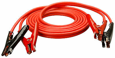 Coleman Cable 08660 Heavy-Duty 4-Gauge Auto Battery Booster Cables W/Polar