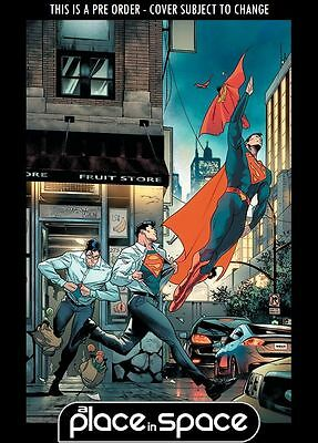 (Wk26) Superman, Vol. 4 #25B - Jimenez Variant - 28/06/17