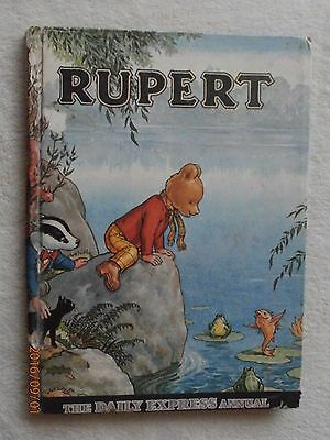 1970 *RUPERT*.ANNUAL.Poor Condition.