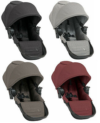 Second Seat Attachment For 2017 Baby Jogger City Select LUX Stroller w/ Adapters