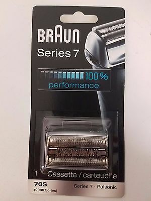 Braun 9000CP/ 70s Shaver Replacement Pack F/ 790cc-5 / 790cc-6 / 790cc-7
