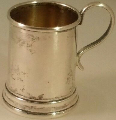 Mini Sterling Silver Mug by : Lunt