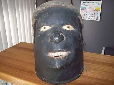 African Gord Face Mask