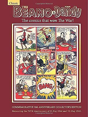 The Beano & The Dandy (Annuals 2015), editor   Hardcover Book   Good  